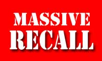 Massive Recall on Asian Vehicles
